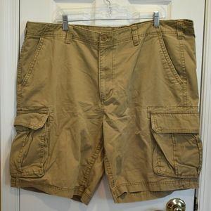 Sonoma Cargo Shorts Men's Khaki Size 44